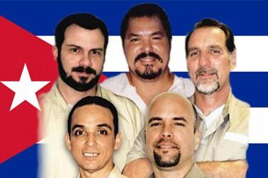 Los Cinco héroes