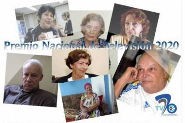 Artistas de la radio y la TV cubanas