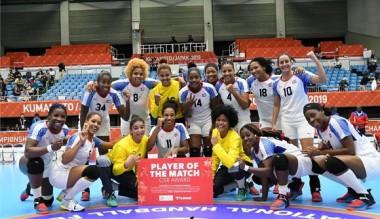 Cuba cierra con victoria su participación en el mundial femenino de balonmano