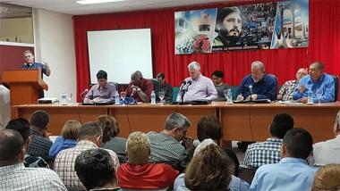 resumen del análisis de la segunda visita gubernamental a Las Tunas