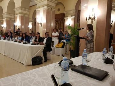 Educación y equidad de género a debate en Parlatino