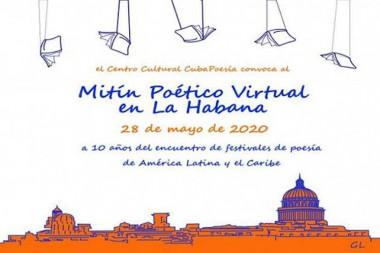 Festival Virtual Poesia La Habana