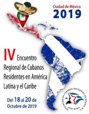 Encuentro de cubanos radicados en Latinoamérica y el Caribe