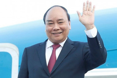 presidente de Vietnam, Nguyen Xuan Phuc