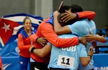Cuba celebra su quinta medalla de oro en los Centroamericanos