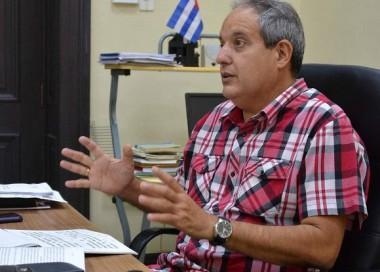Yumil Rodríguez Fernández, vicejefe de la Secretaría de la Asamblea Nacional de Poder Popular y el Consejo de Estado