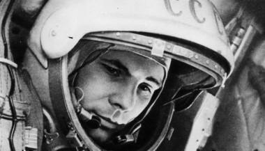 Yuri Gagarin. Foto: Archivo.