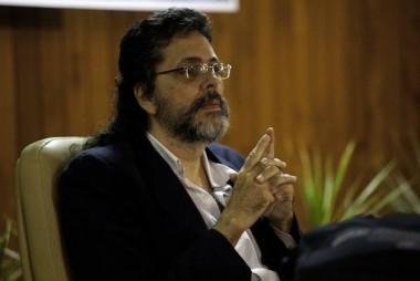reconocido intelectual Abel Prieto Jiménez