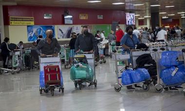 Aduana, Aeropuerto José Martí, terminal 3.