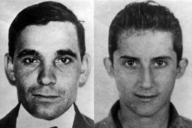 Jesús Cejas Arias y Crescencio Galañena Hernández, diplomáticos cubanos que fueron secuestrados y asesinados durante la última dictadura militar (1976-1983). Foto: Archivo.