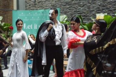 Reestrenan hoy en Cuba nueva versión flamenca de El fantasma de la ópera