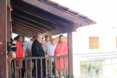 Inaugura Primer Ministro de Cuba obras del turismo en Trinidad