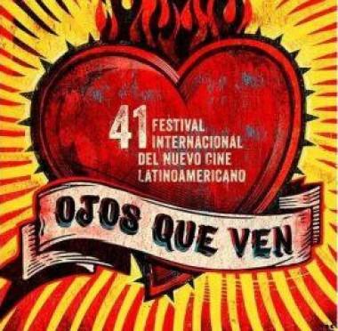 Cartel del Festival. Con la autoría del grupo Nocturnal. Foto: Cartel del Festival