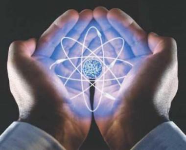 Imagen alegórica a la ciencia