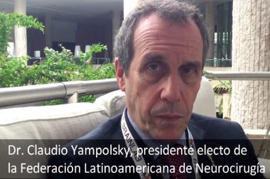 El Dr. Claudio Yampolsky
