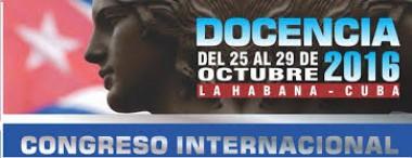 Congreso Internacional Docencia 2016