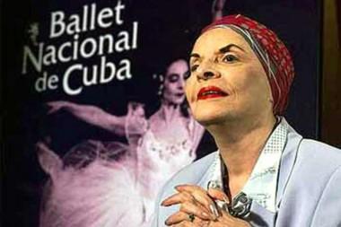 Prima ballerina assoluta Alicia Alonso