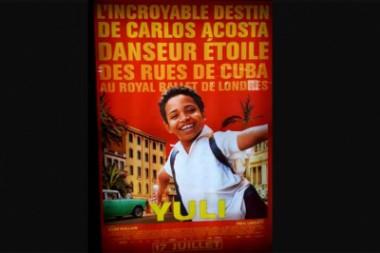 Yuli, la historia del bailarín cubano Carlos Acosta llega a París