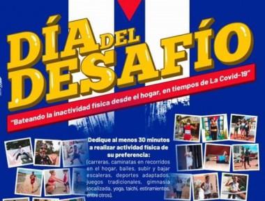 Glorias del deporte cubano invitan al Día Mundial del Desafío