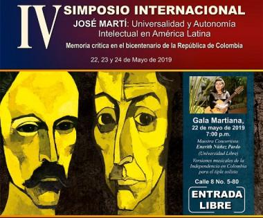 Sesiona en Colombia simposio internacional dedicado a José Martí