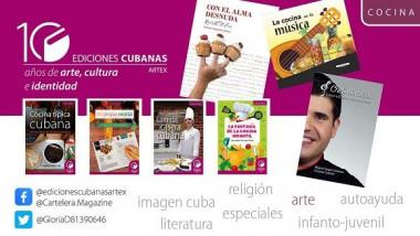 Varios serán los e-book y libros impresos que presentará Ediciones Cubanas en la jornada de esta celebración.
