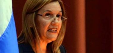 Ministra de Ciencia, Tecnología y Medio Ambiente, Elba Rosa Pérez