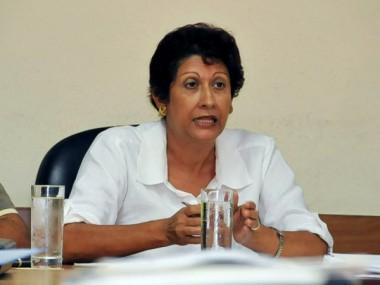 Doctora Ena Elsa Velázquez Cobiella