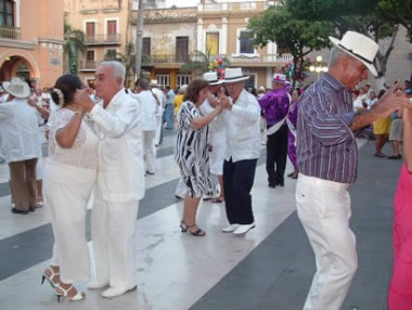 Festival Cuba Danzón para enaltecer el baile nacional