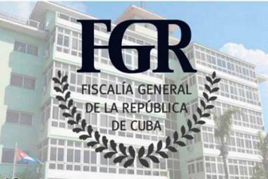 Fiscalía general de la República de Cuba