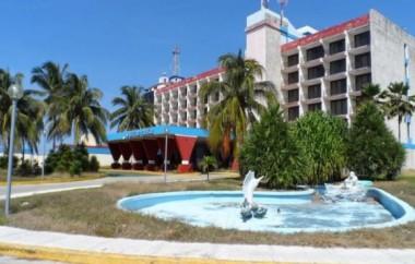 Hotel El Viejo y el Mar.