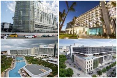 Nuevos hoteles en Cuba