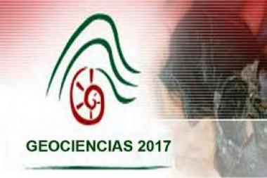Logotipo alegórico a Geociencias 2017