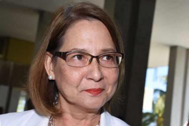 representante residente del PNUD en Cuba, Maribel Gutiérrez