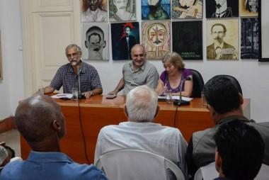 Actividades por el Día de la prensa cubana
