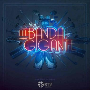 Banner alegórico a la Banda Gigante