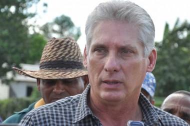 Encabeza Díaz-Canel visita de gobierno a oriental provincia cubana