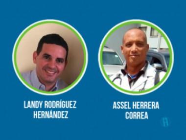 Médicos cubanos secuestrados en Kenya