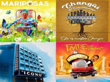 Discos cubanos nominados al Grammy Latino 2020.