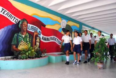 Abrirán en Cuba dos nuevas escuelas pedagógicas