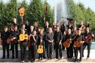 Orquesta Juvenil de Guitarras de Alemania