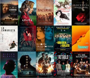 Las películas iberoamericanas de la 34 edición de los Goya