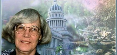 Rosa Elena Simeón Negrín, científica e investigadora, se desempeñó como presidenta de la Academia de Ciencias de Cuba y ministra de Ciencia, Tecnología y Medio Ambiente (CITMA).