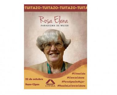 doctora Rosa Elena Simeón Negrín