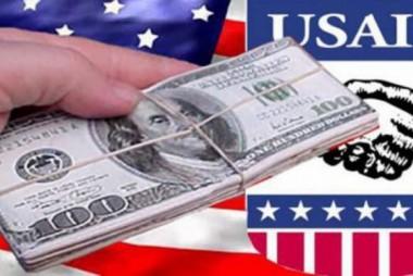 Imagen alegórica a la subversión financiada por el gobierno de los Estados Unidos