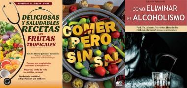Productos del Dr. Quirantes en la Feria del Libro