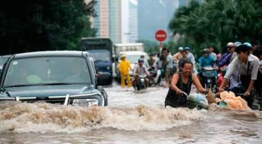 Tormenta en Vietnam