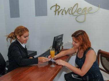 La informatización de todos los procesos, servicios y áreas de las instalaciones hoteleras es uno de los objetivos del sector del turismo. Foto: José Manuel Correa