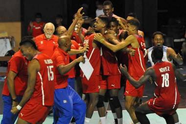 Equipo Cuba de Voleibol masculino