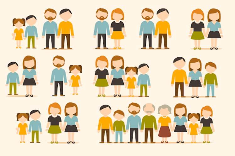 z familias diversidad