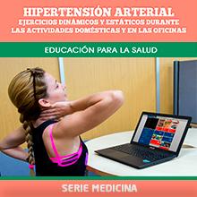 Ebook Hipertensión arterial. Ejercicios dinámicos
